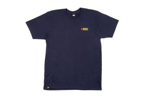 BSD Eject T-Shirt - Navy - Small